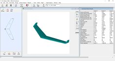 Design & Analyze a Flying Wing UAV on a PC