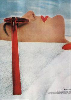 Irving Penn #sunglasses in #magazines