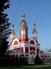 Предтеченский храм. Тамбов