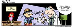 Putz! on Gocomics.com