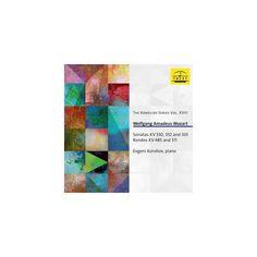 Mozart & Evgeni Koroliov - Mozart: Sonatas KV 330/332/333 / Rondos KV 485/511 (CD)