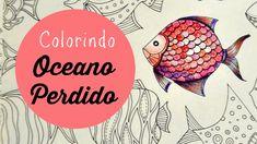 Lost Ocean -  Oceano Perdido - Colorindo Peixes (8)