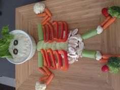 Healthy & festive! 1 final pin from #halloween2012