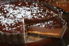 O prometido é devido. Prometemos que, se ganhássemos o prémio dos Blogs do Ano na categoria de Culinária e Lazer, encheríamos o blog de receitas de bolos de chocolate. E como não somos políticos, aqui estamos a cumprir a nossa promessa. Sim, eu sei que est...