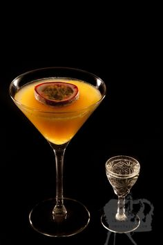 Porn Star Martini - my all time favourite!