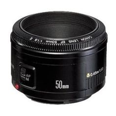 Canon EF 50mm f/1.8 II Camera Lens $124.20