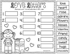 Valentine's Day printables!