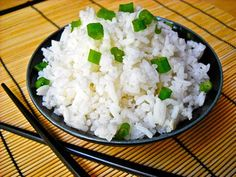 Jasmine Rice - Photo by Bethany Moncel