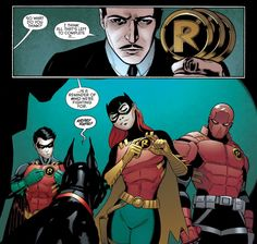 """""""Robin pin for you, and a Robin pin for you...Robin pins for everybody!"""