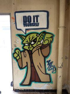 master yoda, do it yourself jam à Bordeaux