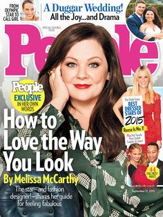 "What I Want Is for You to Feel Great!' Melissa McCarthy on Her Fabulous Fashion Line for All Women Melissa McCarthy recently launched her own clothing line with one goal in mind – making fashion fun for everyone.  The actress, 45, admits exclusively in this week's PEOPLE cover story that getting dressed, something she had always enjoyed doing, began to feel more like a chore.  ""It had become a daily reminder of all of my imperfections,"" says McCarthy. ""For the first time in my life it had…"