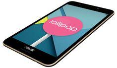 Mola: Asus FonePad 7 FE375CL, una tablet con soporte LTE y Android 5.0 Lollipop