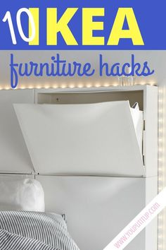 10 Ikea Furniture Hacks