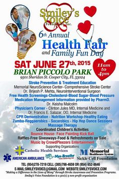 #MedicalAssistantPrograms Florida #Azure Health Fair and Family Fun Day! On 27th June,2015 Know more @ http://azure.edu