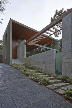 Galería de Residencia Bosque da Ribeira / Anastasia Arquitetos - 9