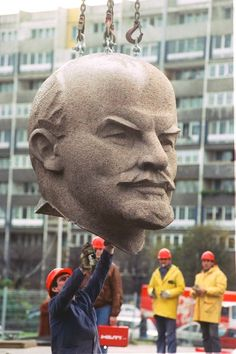 Unveiled: Berlin and its Monuments (2013) Spandau Citadel. Berlin plans to dig up its Lenin statue buried in 1991 to display among statues of various German era.