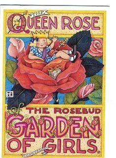 The Queen Rose | Mary Engelbreit