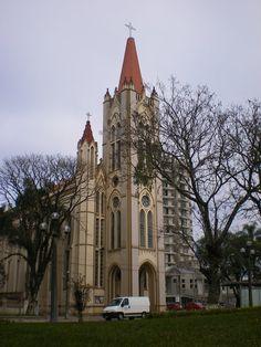 Catedral Sagrado Coração de Jesus - Porto União, Paraná