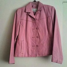 Pink Wilsons Leather Small - Mercari: Anyone can buy & sell