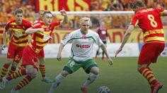 T-ME: Jagiellonia Białystok dała mnóstwo emocji na koniec sezonu