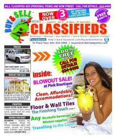 Buy and Sell Classifieds 8-Apr