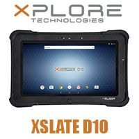 XSLATE D10 Rugged Android Tablet -- For Details, Check Out the Blog!