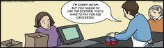 F Minus Comic Strip, January 30, 2015 on GoComics.com