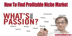 How To Research Profitable Niche Market Idea For Your Blog