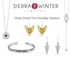 Place your orders by Tuesday, Dec. 20th to guarantee delivery by Christmas Eve! Want free shipping? Ok. Use code: SANTABABY at checkout 🎅🏽👶🏼 • • • • • #sierrawinterjewelry #jewelry #finejewelry #jewelryaddict #fashion #bohostyle #gypset #sterlingsilver #gold #wishlist #musthave #tistheseason #christmaslist #theeverygirl #ladyboss #girlboss #femaleentrepreneur #shopsmall #Kansascity #KCMO #shoplocalKC #buycoolshit
