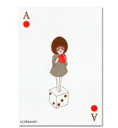 Ace girl by Noashi