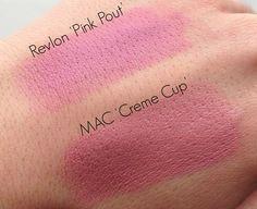 Great cool-toned pink lipsticks for pink undertones \\ www.livelearnluxeit.com