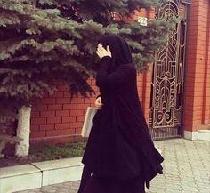 Hijab Niqab, Muslim Hijab, Hijab Outfit, Anime Muslim, Arab Girls Hijab, Muslim Girls, Muslim Women, Niqab Fashion, Muslim Fashion