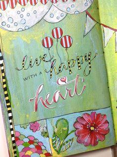 Pamela Jane's Studio... Live with a happy heart