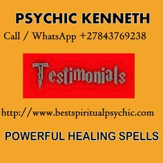 Trusted Powerful Global Psychic Healers, Call / WhatsApp Love Spells Caster Medium Psychic Readings, Ask Online Best Spiritual Healer Kenneth, Black Magic Love Spells, Real Love Spells, Powerful Love Spells, Magic Spells, Powerful Prayers, Psychic Test, Phone Psychic, Free Psychic, Psychic Powers