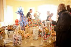 Amazing candy buffet from The Riverview in CT - Sassy Mouth Photography