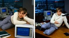 Bill Gates on a Teen Beat photoshoot, Richest In The World, Bill Gates, Out Loud, Viral Videos, Trending Memes, Funny Jokes, Sexy, Lol, Photoshoot