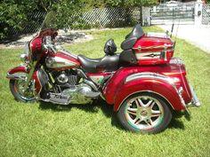 2008 Harley Davidson, Harley Davidson Touring, Custom Trikes For Sale