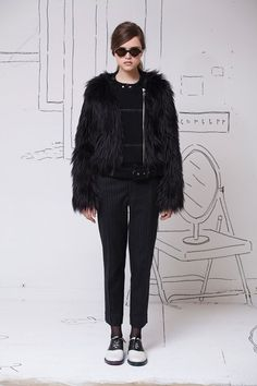 Band of Outsiders Fall/Winter 2014-15 RTW
