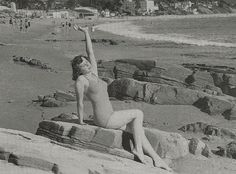 Laguna Beach late 1930s/early 1940s