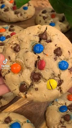 Fun Baking Recipes, Sweet Recipes, Cookie Recipes, Dessert Recipes, Yummy Snacks, Delicious Desserts, Yummy Food, Kreative Desserts, Think Food