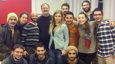 A lesson with David Orban / Samsung Maestros Academy @ IED Milano