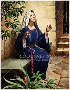 Mary Listening to the Angel Rennaissance Art, I Love You Mother, Total Image, Images Of Mary, Blessed Mother Mary, Holy Mary, Art Thou, Christian Art, Virgin Mary