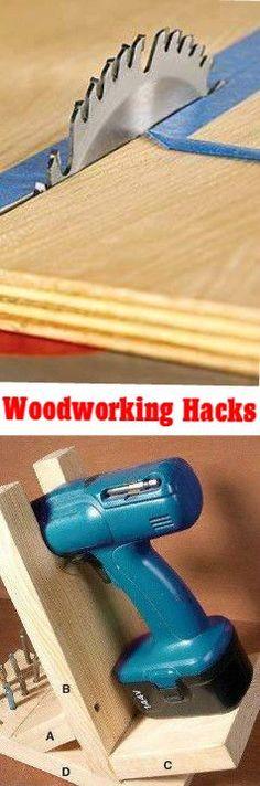 DIY Hacks: 8 Woodworking and Handyman Money Saving Tips: http://vid.staged.com/gD3s