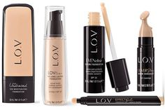 LOV Makeup Collection Fall 2016