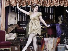 Circus Girl :Charity Daw