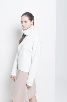 Maison Academia by Sun Chen  http://shop.maisonacademia.com/collections/fall-winter-2013-14/products/947-sweater http://shop.maisonacademia.com/collections/fall-winter-2013-14/products/947-skirt