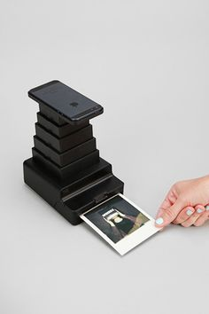 Instant Lab Photo Printer