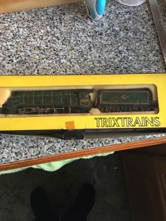 "Trix #trains a4 #60027 #""merlin"" boxed,  View more on the LINK: 	http://www.zeppy.io/product/gb/2/142202342381/"