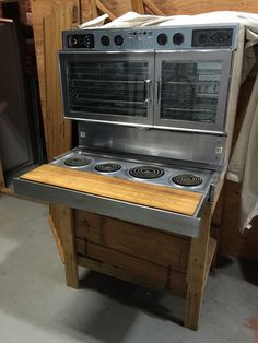 1960 tappan debutante 400 pull out cooktop range photo vintage midcentury retro kitchen 1959 tappan visualite fabulous 400 dual oven electric stove atomic futuristic jet age vintage cooking time machine
