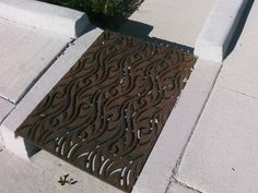 Made in the USA - Iron Age Designs Floor Drains, Iron Age, Basin, Flooring, Usa, Home Decor, Decoration Home, Room Decor, Wood Flooring